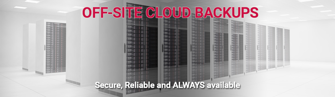 Off Site Cloud Backups